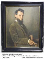 Michael Blümelhuber.Ehrenring d.Kaisers (2)