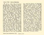 Steyrer Kalender 1962: 70.Geburtstag