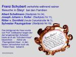 1819.1823.1825.Schubert in Steyr
