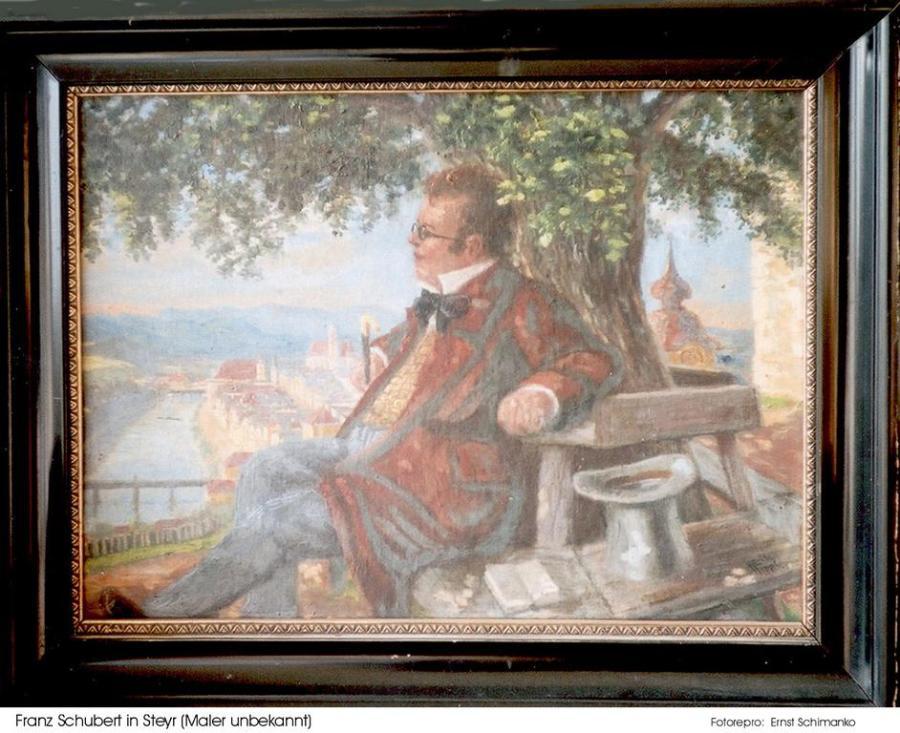 Schubert Wettbewerb Steyr