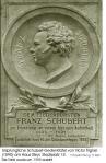 1827 - Franz Schubert Gedenktafel.V.Tilgner