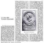 1890 Bericht zur Gedenktafell