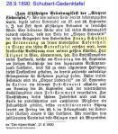 1890-09-28 - Schubert-Gedenktafel
