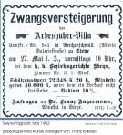 1902-05 - Franz Kiderle.Arbeshubervilla