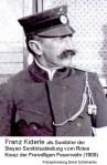 1908 - Franz Kiderle.Sanitäter