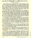 1940-08-31gest - Dr.Richard Klunzinger Nachruf(1)