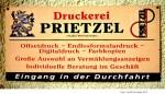 E.Prietzel.Firmenschild