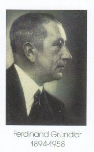 Ferdinand Gründler1894.1958