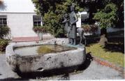 Diethör.Adlwang.Eustachiusbrunnen1975