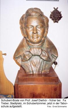 Diethör.Schubert-Büste