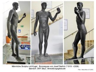 Diethör - SKF.Bronzeskulptur (123)