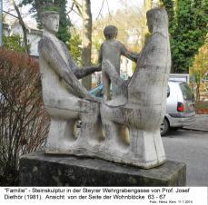Wehrgrabeng. 63 - 67 - Familie.Jos.Diethör (1)