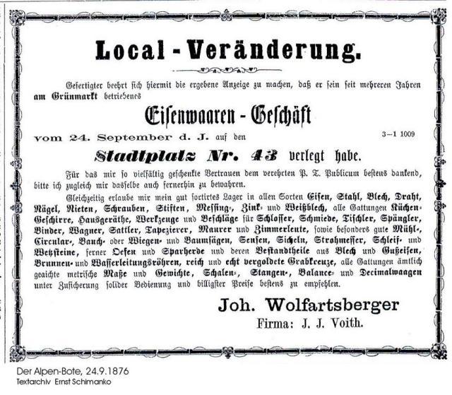 1876-09-24 - Eisen Wolfartsberger
