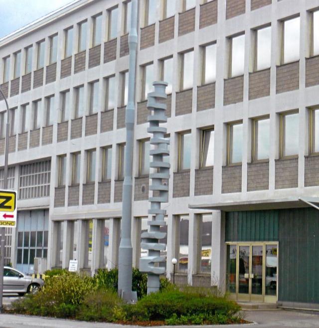 GFM, Ennserstraße: Schmiedewelle und Kurbelwelle