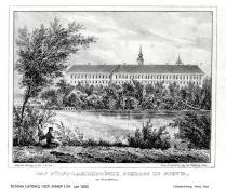 K1024_1830 - Schloss Lamberg.J.Löw (sw)