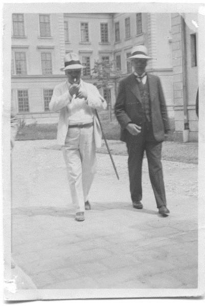 Freihofner und Gerstmayr um 1920